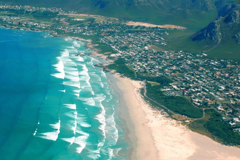 Grotto Beach Hermanus