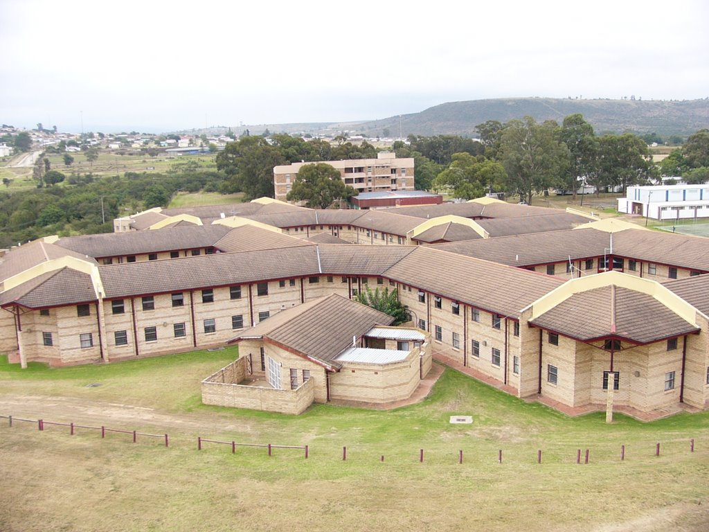 Gertrude Ntlabathi residence, University of Fort Hare Alice campus