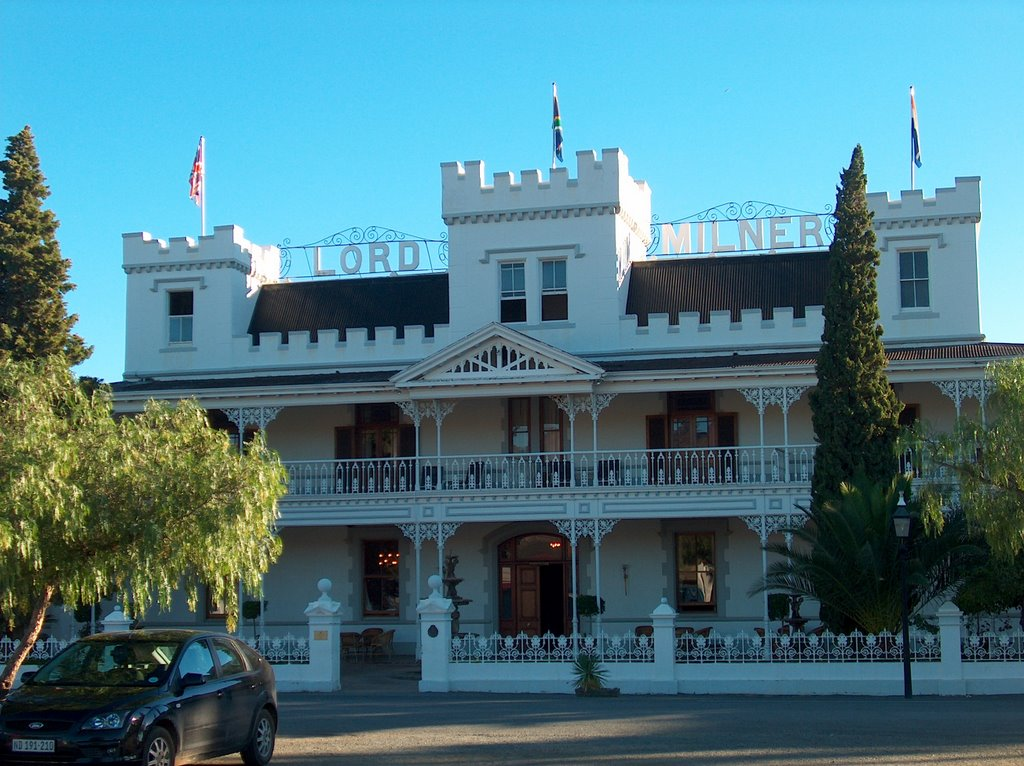 The Lord Milner Hotel - Matjiesfontein