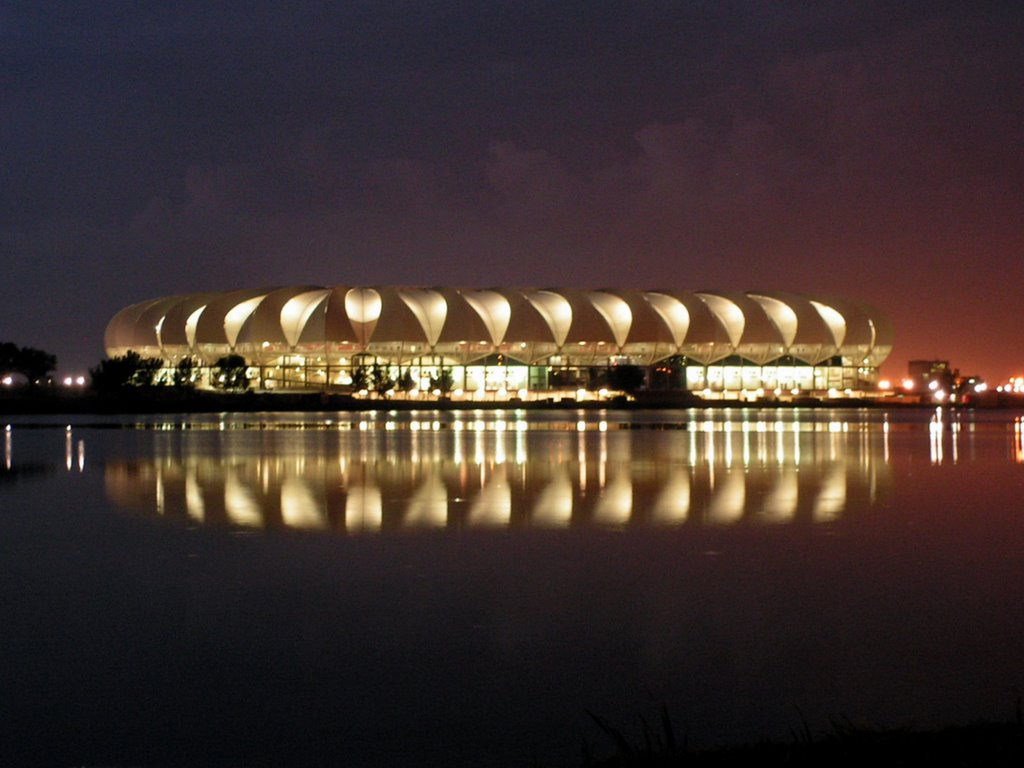If you Build it , THEY will Come ! - Nelson Mandela Stadium for 2010 - Thanks , They have !!