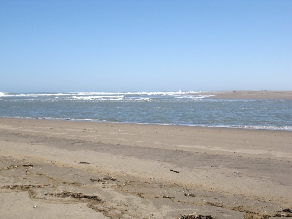 Orange River Mouth - Alexander Bay
