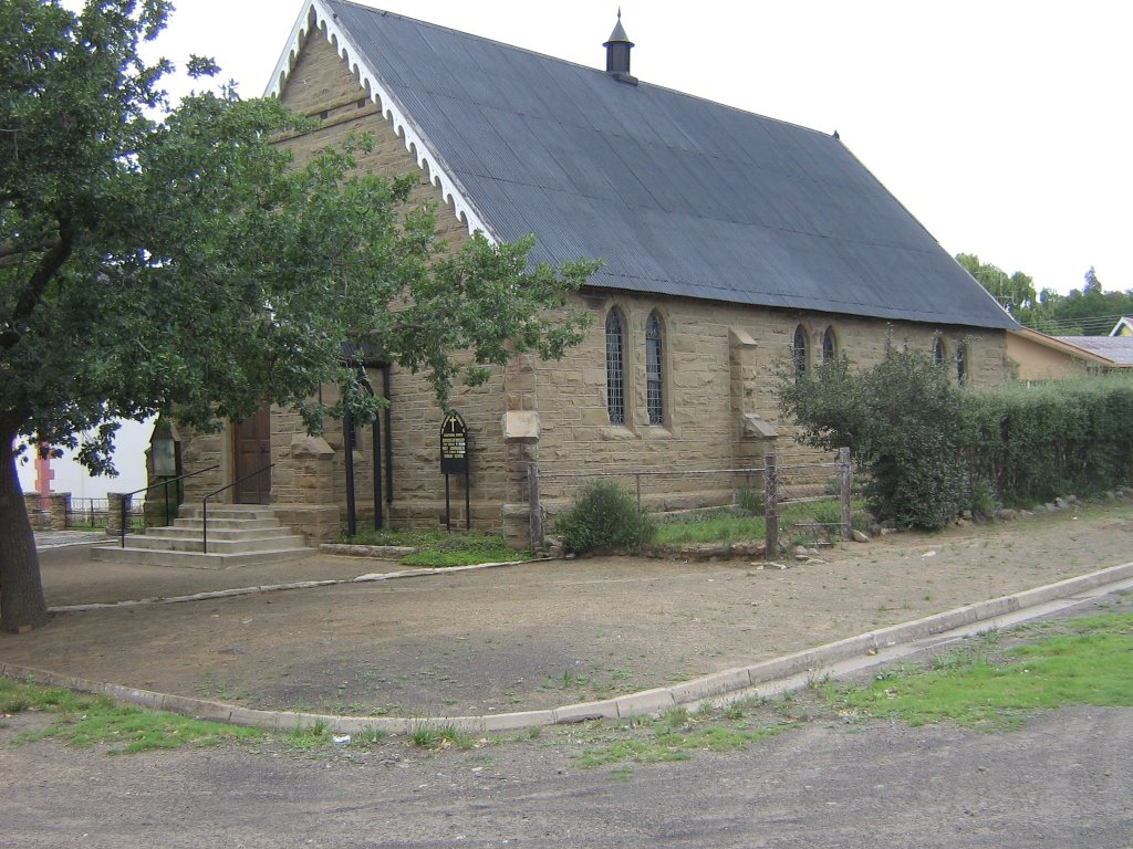 METHODIST CHURCH, MOLTENO, NORTH EASTERN CAPE, SOUTH AFRICA