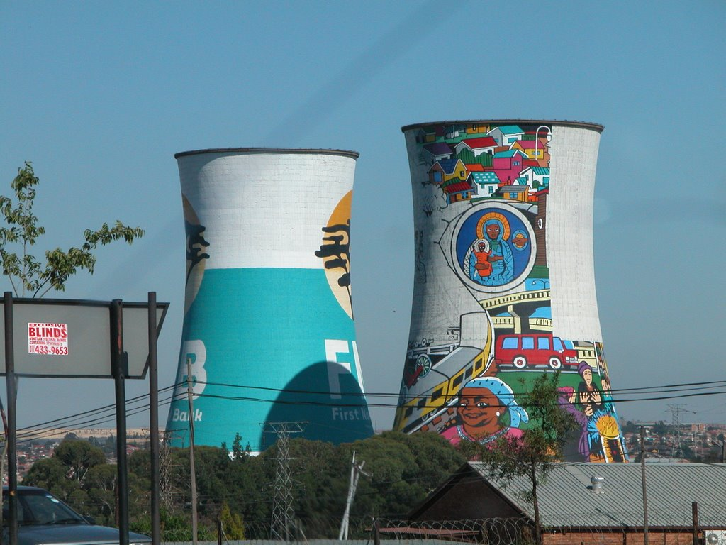 The Baobabs of Soweto (well closest thing :)