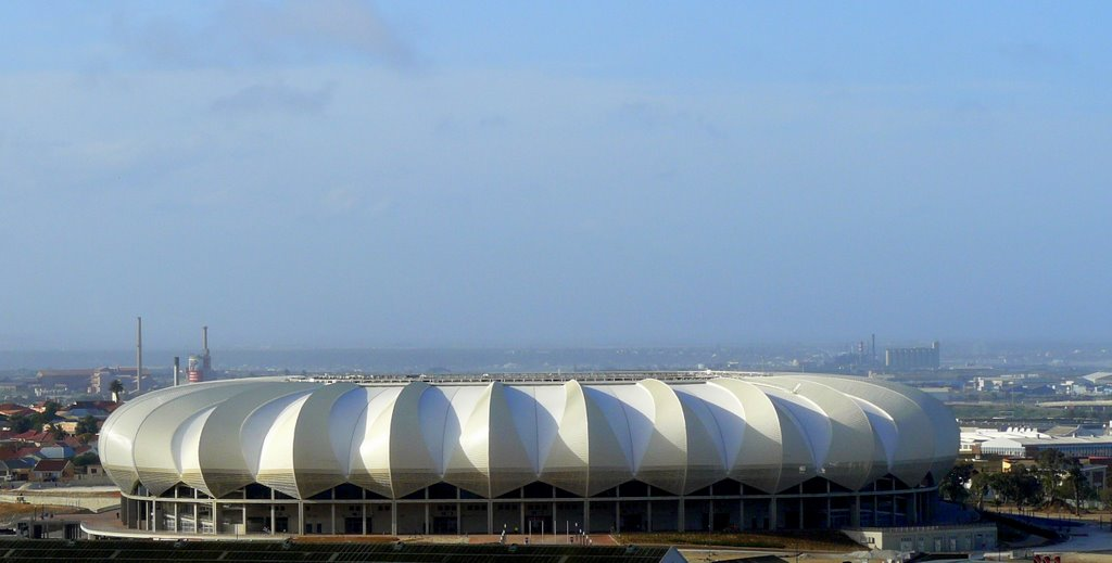 Port Elizabeth 2010 Soccer World Cup stadium