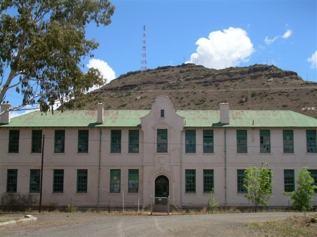 Paul Kruger High School Hall