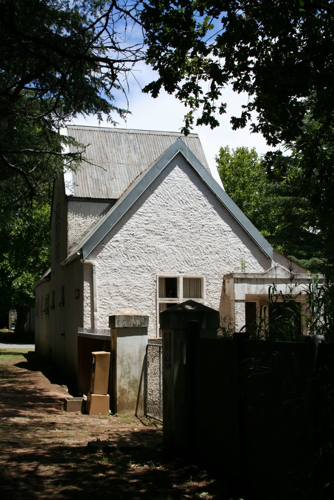The Coach House Stutterheim