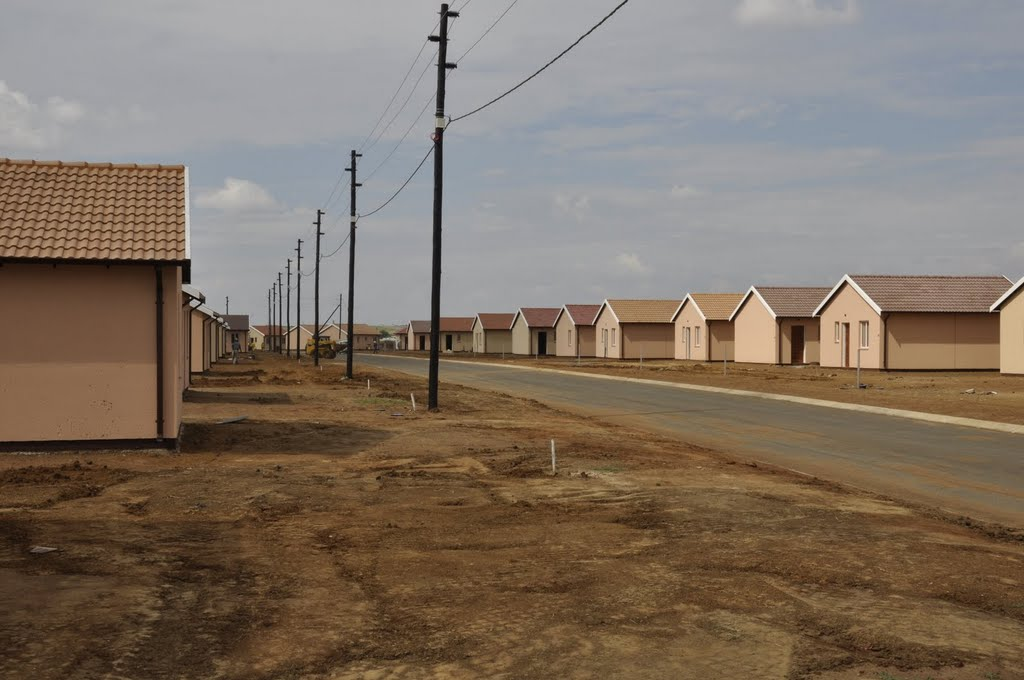 Golden Gardens - A new suburb next to Sebokeng