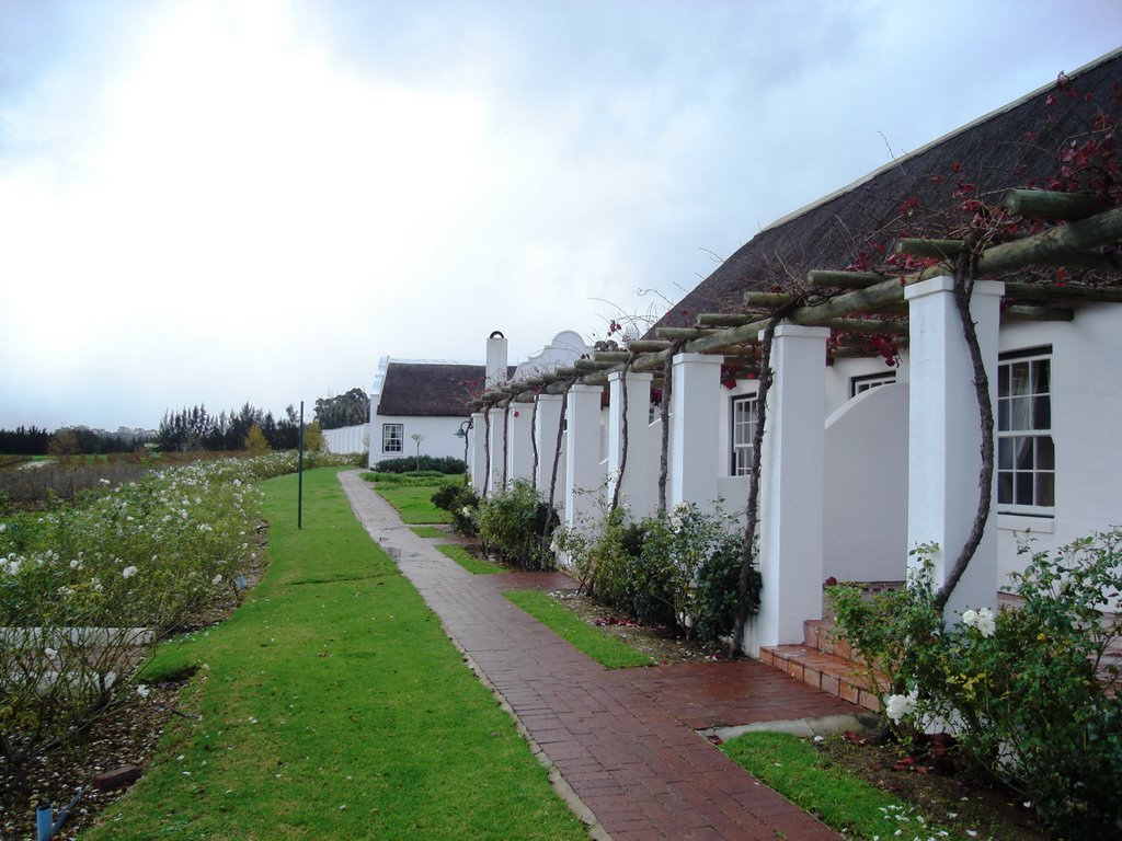 Rijks Country Hotel, Tulbagh