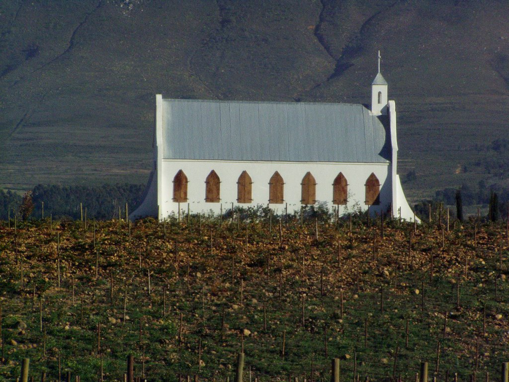 Montpellier near Tulbagh