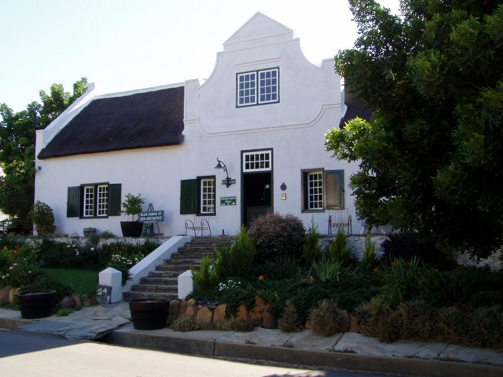 Little Courtyards, Tulbagh