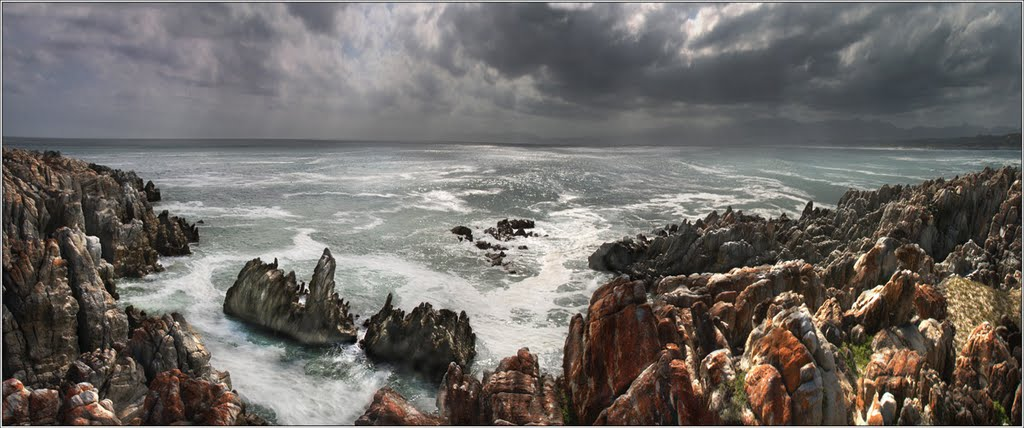 Hermanus. The Ocean.