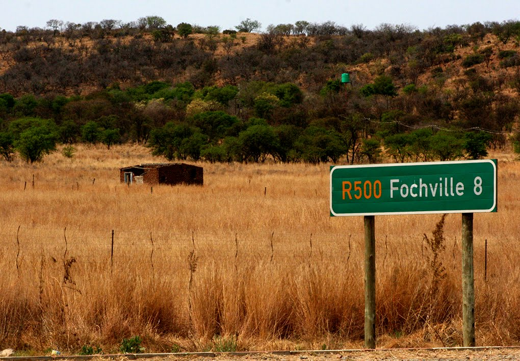The road to Fochville