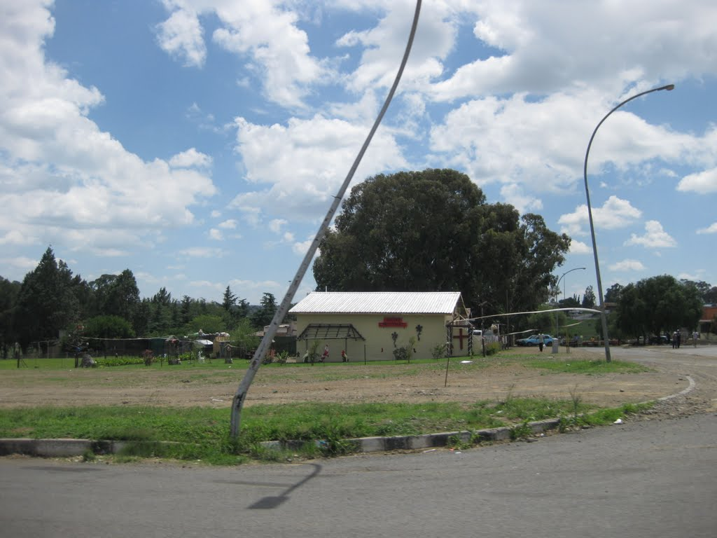 Street lights Heilbron