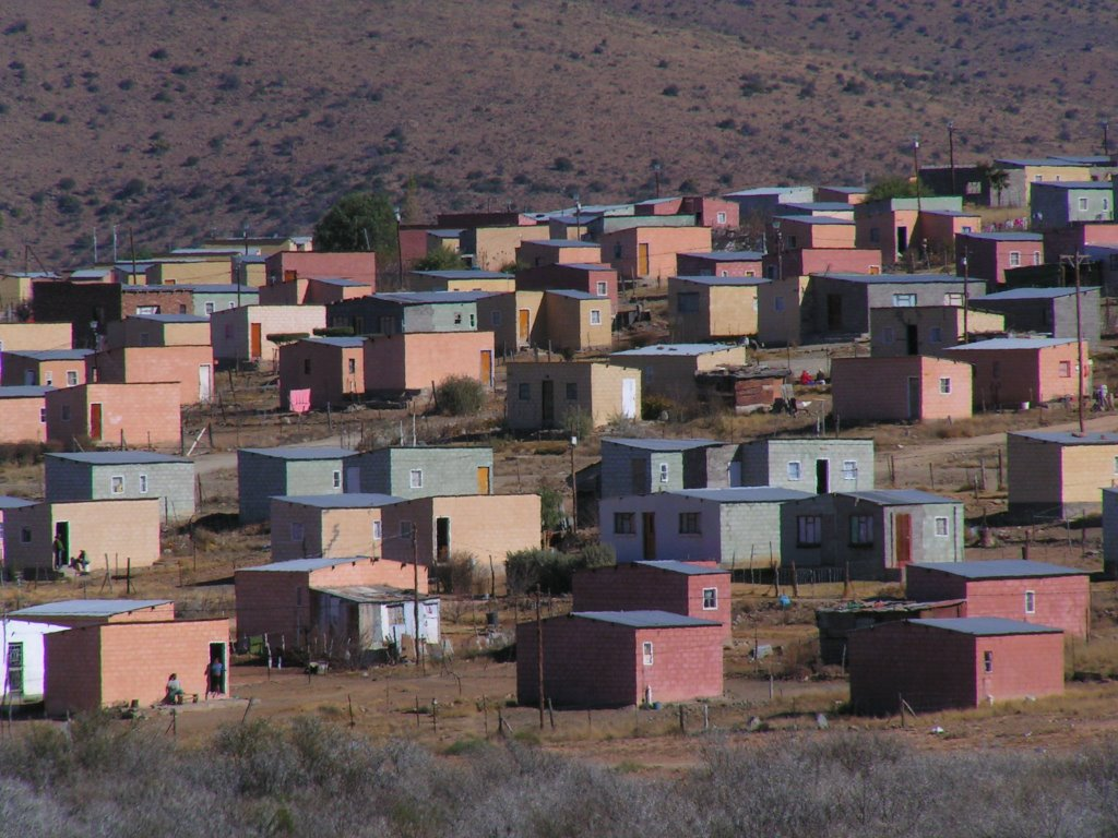 Government Housing in Cradock