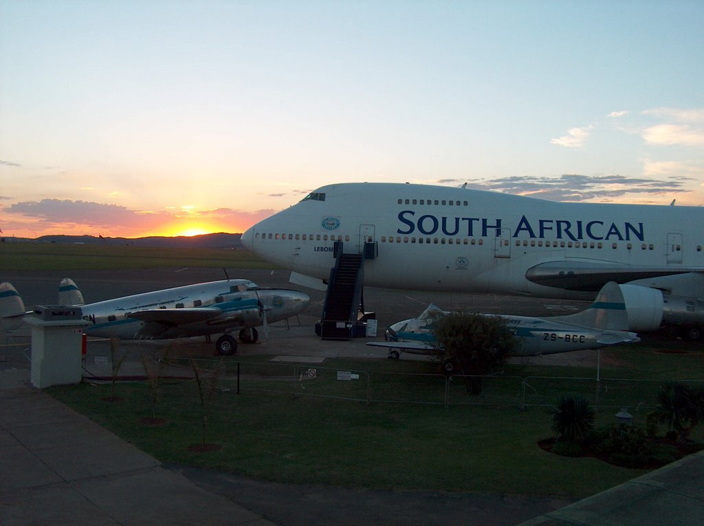 Retired Aircraft - Rand Airport