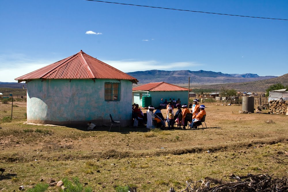 Eastern Cape Xhosa village