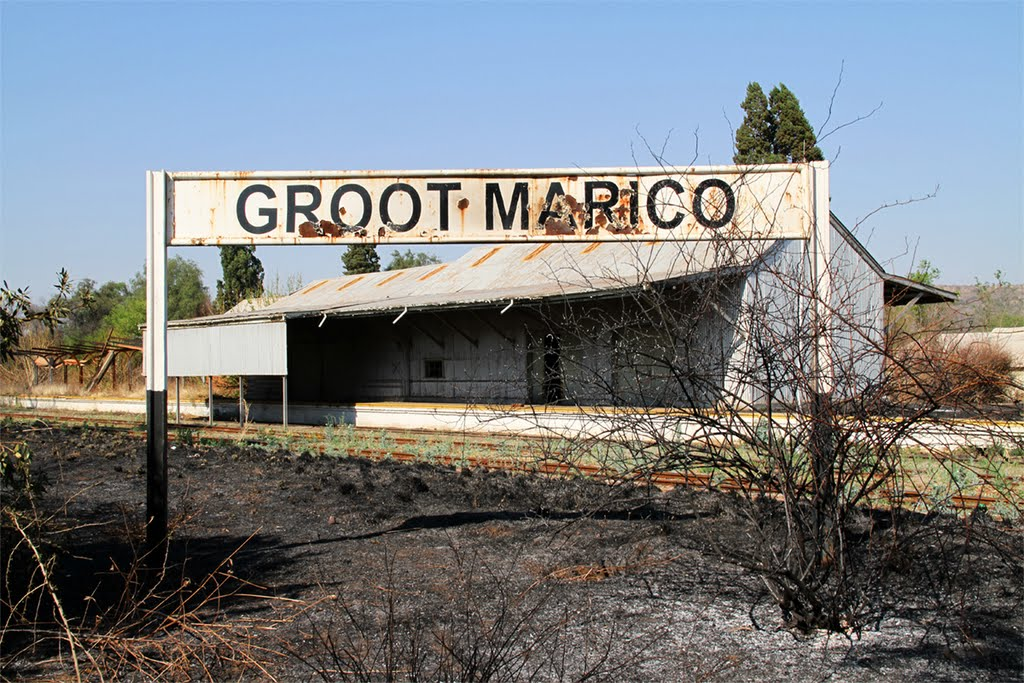 Groot Marico station