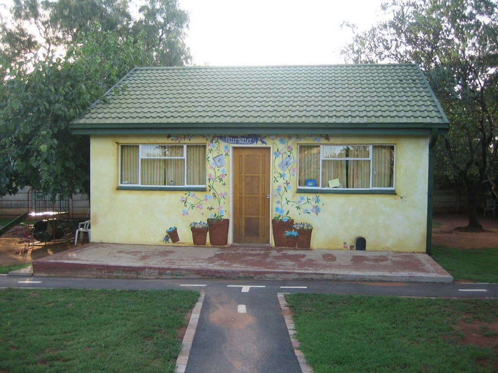 Pitter Patter play school, Klerksdorp South Africa