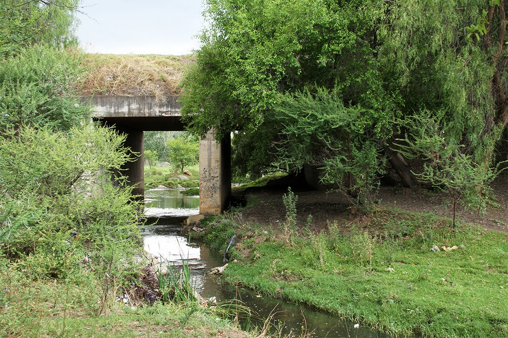 1890s Railway bridge from Mafikeng to Bechuanaland