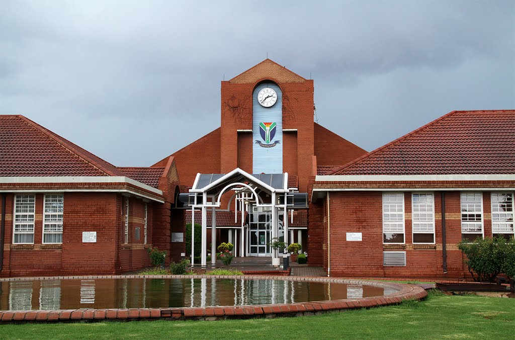 International School of South Africa in Mafikeng
