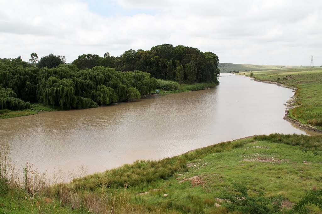 Vaal River at Villiers