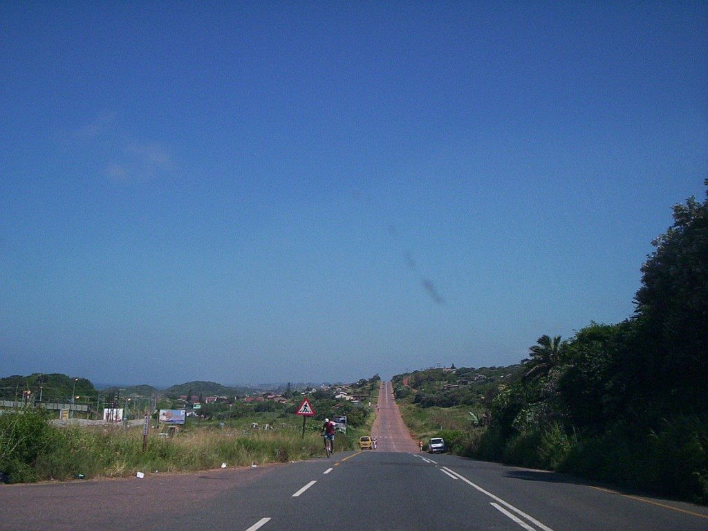 Old South Coast Road, south of Durban, KwaZulu-Natal, South Africa
