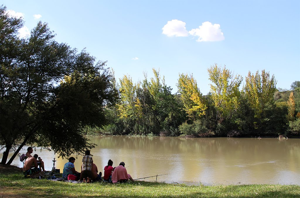 Angling at Maselspoort