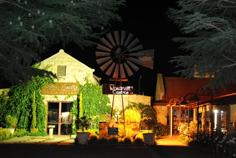 The Windmill Centre, Clarens, Jan 2008