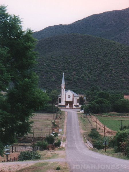 Church in Barrydale