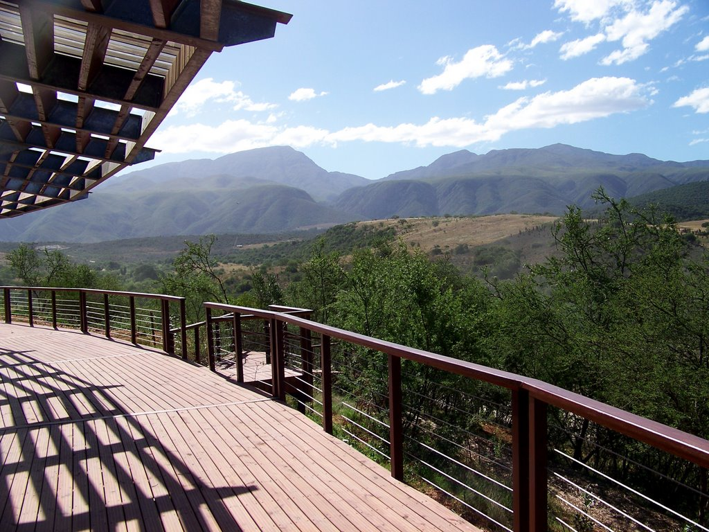 Baviaanskloof Mega-Reserve Interpretation Centre